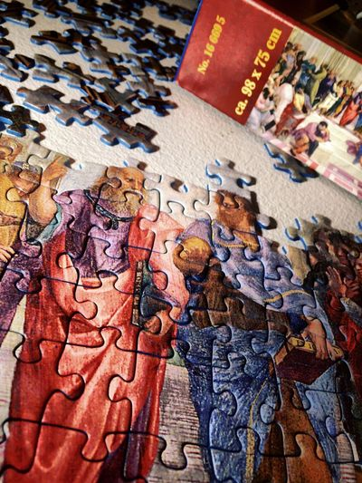Make It Yourself School Of Athens Ravensburger Raffaellosanzio