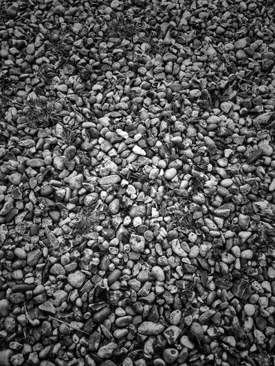 Close-up Black & White Weathered Rock Formation Stones And Pebbles Stones Pebbles Pattern Black And White Blackandwhite Black And White Photography