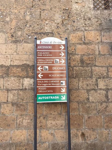 Umbria Text Communication Information Sign No People Brick Wall Outdoors Day No Parking Sign Architecture Italy🇮🇹