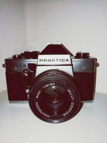 Praktica Praktica Mtl 5b Film Photography Filmcamera SLR Camera Old-fashioned Film Is Not Dead Prakticacamera