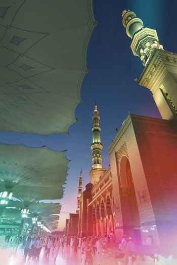 <={( Tower of the Light )}=> Travel Photography Tower UAE
