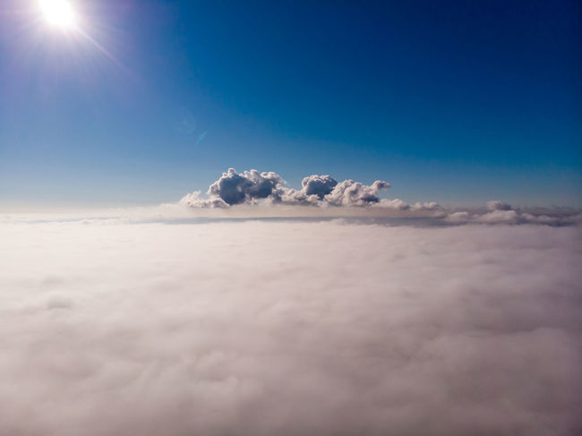 above the clouds Drone  Dronephotography Drone Photography Droneshot Aerial Aerial View Above Above The Ground Look Aerial Shot Above The Lake Lithuania Lietuva Vievis Clouds Clouds And Sky Cloudscape EyeEm Selects Snow Blue Illuminated Winter Astronomy Cold Temperature Sky Landscape Arid Landscape Sky Only