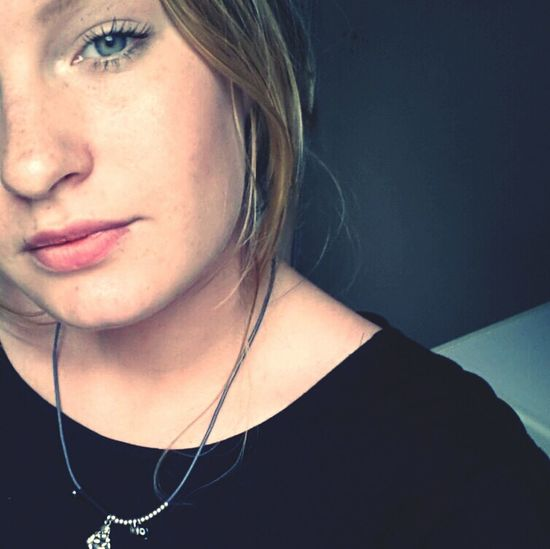 Eyes Blueeye Girl Blond