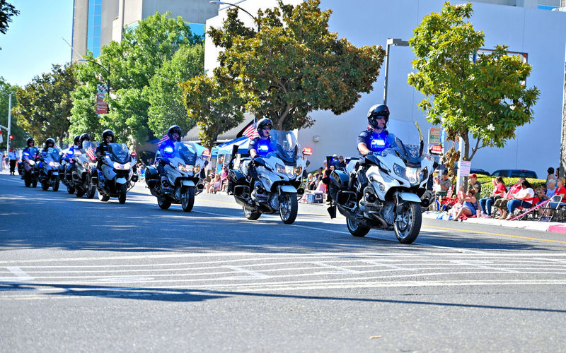 The participation of the Police Modesto during the Independence Day at downtown Modesto, California Transportation Real People City Group Of People Mode Of Transportation Road Street Land Vehicle Large Group Of People Tree Crowd Men Motorcycle Plant Day Sunlight Riding Nature Helmet Outdoors Crash Helmet Streetphotography 4th Of July