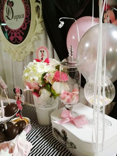 Birthday Birtday Party(: Birtdhay🎂 Bonbonniere Bolonie Art Birtday Party(: Dekoration Ornaments Indoors  No People Variation Retail  Hanging Store Flower Close-up