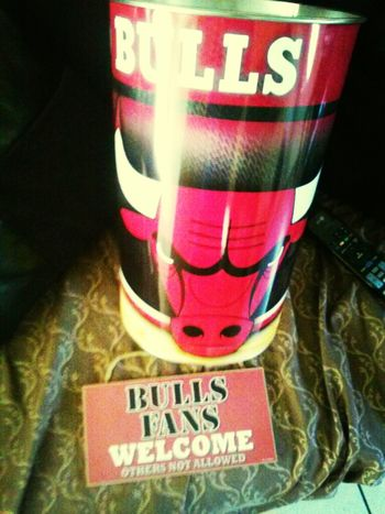 only chicago bulls fan welcome #had #buy #for #my #men #cave