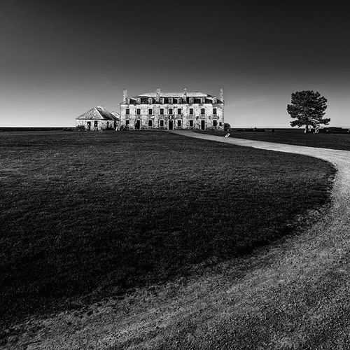French Castle at Fort Niagara Favephoto Youngstownny Youngstown History Castle POTD Photooftheday Fortniagara Blackandwhite Bnw Bnw_society Monochromatic Monochrome Leadinglines Favephotofriday