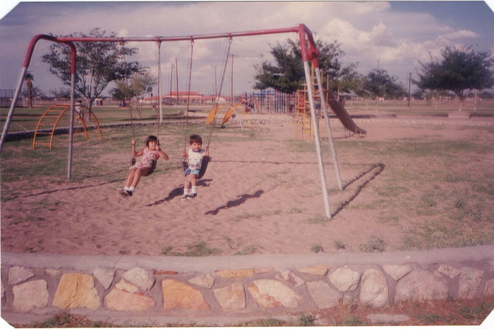 Childhood Infancy Outdoors People Playing Tree Two People