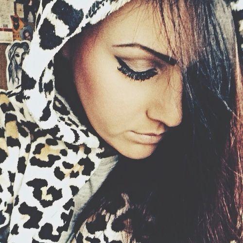 Animal Cheetah Norwegian Girl