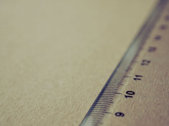 Backgrounds Brown Paper Close-up Illustrations  Measurement No People Numbers Objects Paper Ruler
