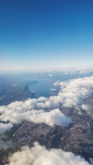 clouds and water from an airplane view Bradleywarren Photography Bradley Olson Background Copy Space Room For Text Sky Airplane Airplane View Space Astronomy Sea Water Planet Earth Blue Aerial View Backgrounds Beach Cityscape Sky Only Heaven Cumulus Cloud Fluffy Cloudscape Cumulus Stratosphere Cumulonimbus Wispy Meteorology Infinity Satellite View