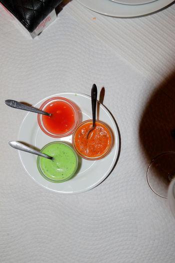 Chutney Restaurant Spoons
