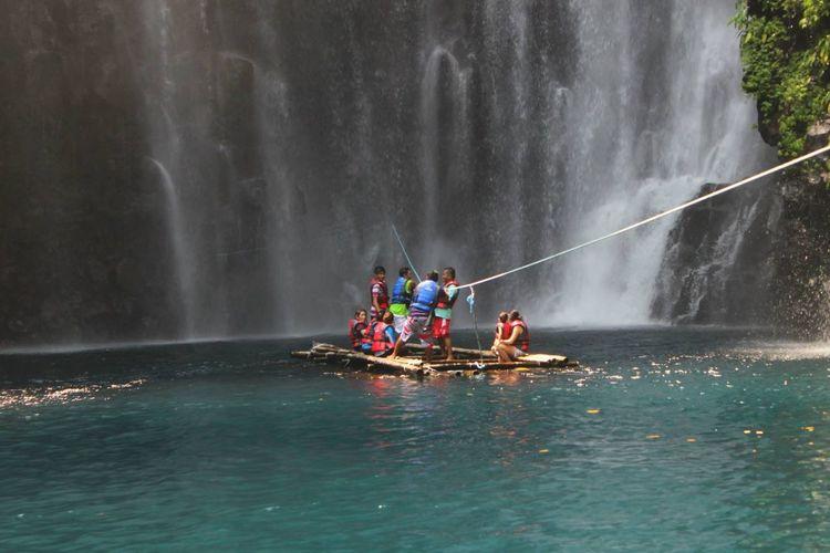 The Moment - 2015 EyeEm Awards Nature Balsa Water Falls