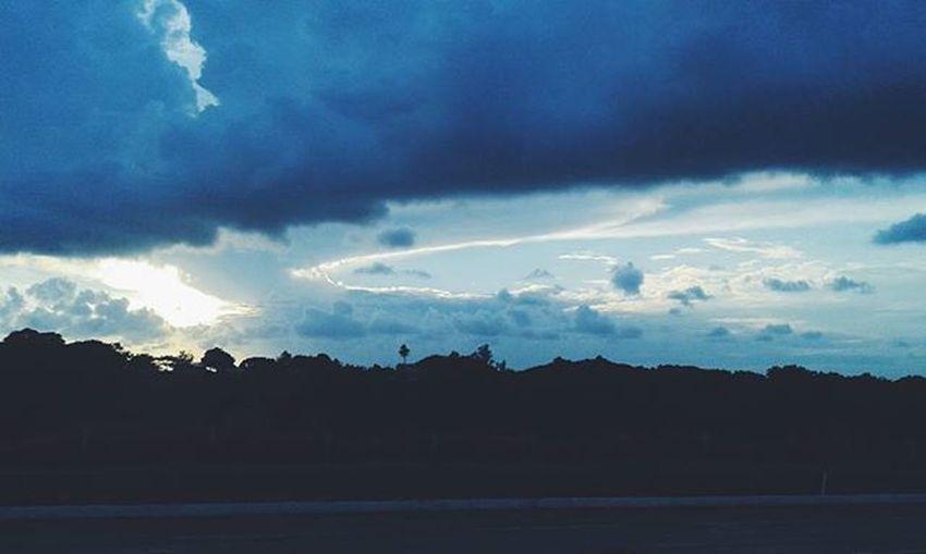 Me estoy volviendo loco. Vscogrid Blue Igersmexico Sky Clouds