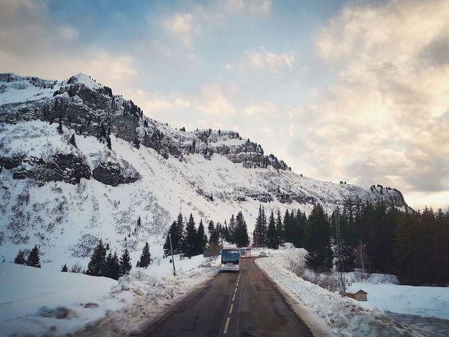 Flaine Flainefrance Shades Of Winter