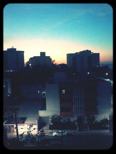 A vista da minha varanda....♡