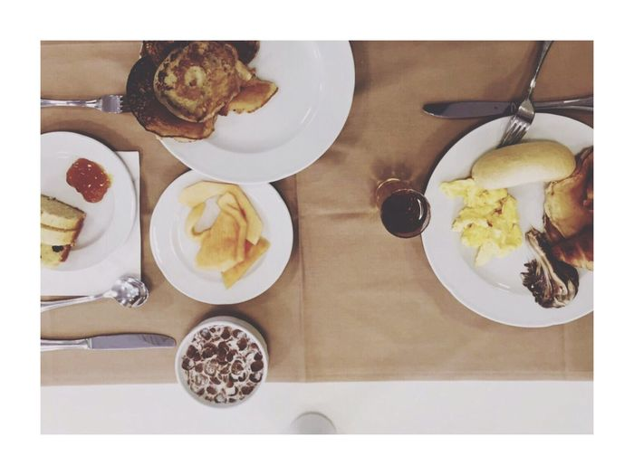 My Favorite Breakfast Moment Life Is Too Short,but Eat First ❤️❤️ The Best Breakfast Ever