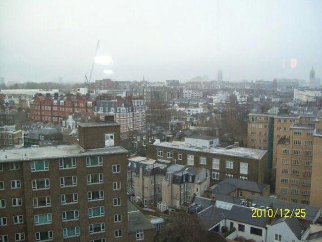 London Kensington London Winter Unfiltered