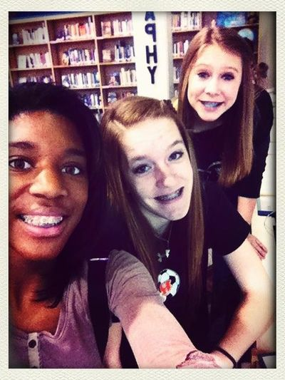 Fun in Biology with Amanda and Kristina