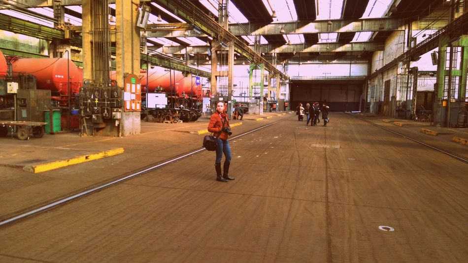 Made by Sony Xperia M4 Aqua Factory Fire Lights Old Old Factory Passenger Cars Rail Railcargo Railcars Railroad Railway Renovation Renovations Repair Repairing Roof Window Szombathely Train Train Repair Train Station Wagon