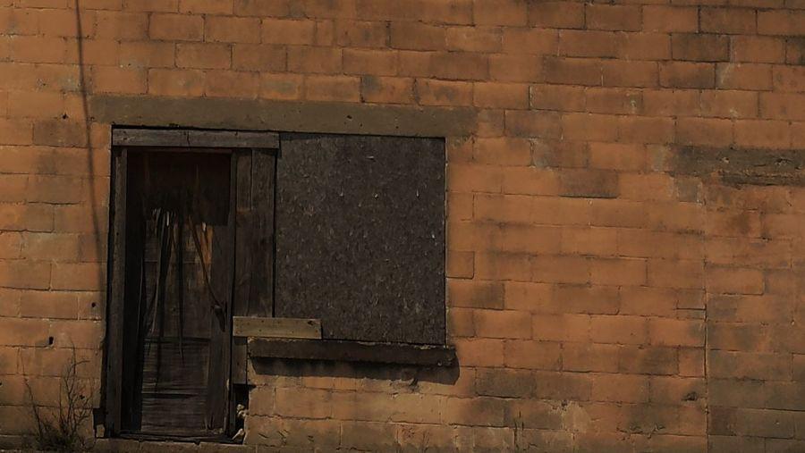 Abandoned Buildings Architecture Brick Wall Deterioration Exterior Old Old Door Wood Door