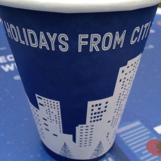 Coffee Coffeecup Unbranded Brooklyn NYC Text No People Close-up Day Indoors