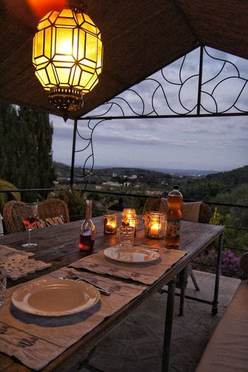 Dinner Lantern