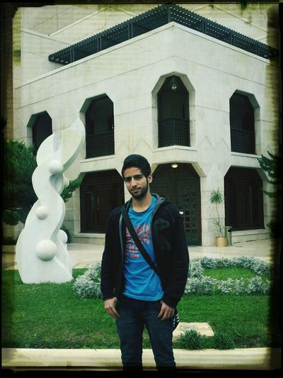 Damascus Opera House :)