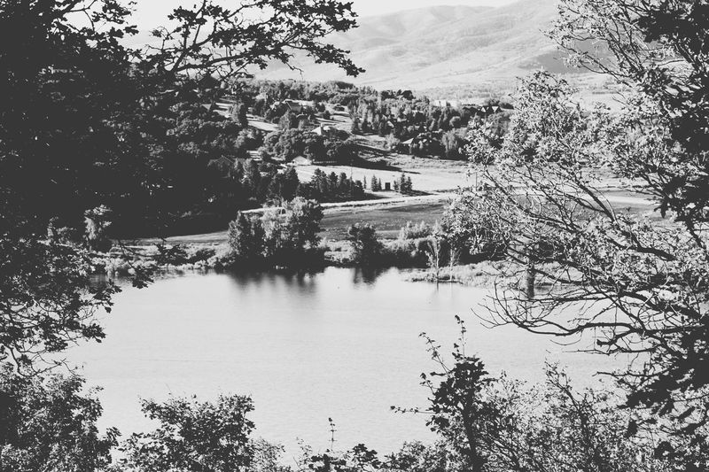 Water Outdoors Bllackandwhite Sky Nature Beauty In Nature Lake View lake Hike In The Woods Huntsville Pineview Dam Utah Beauty