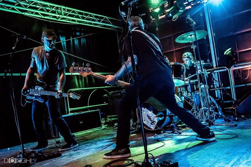 Live Music Rock'n'Roll Noise Unsane NY Sonyalpha Concert