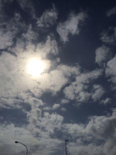 Beautiful Sky イクスピアリ Tully's