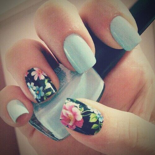 Beautiful... Nails Art ❤ I Love It ❤ Lovely Girls Being Girls