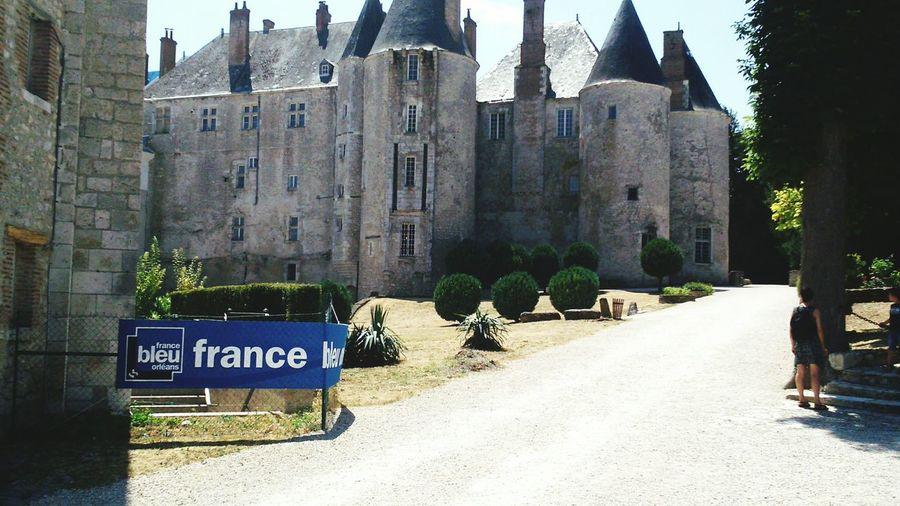 Chateau De Meung Sur Loire Site Historique History Jeanne D'arc Guerre De 100 Ans