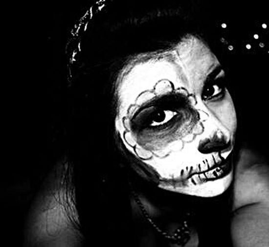 Skull Skullcandy Makeup