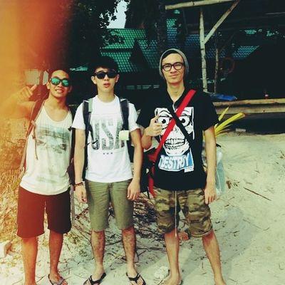 Beach boys lol Baboysinredang Redang Isapsikit