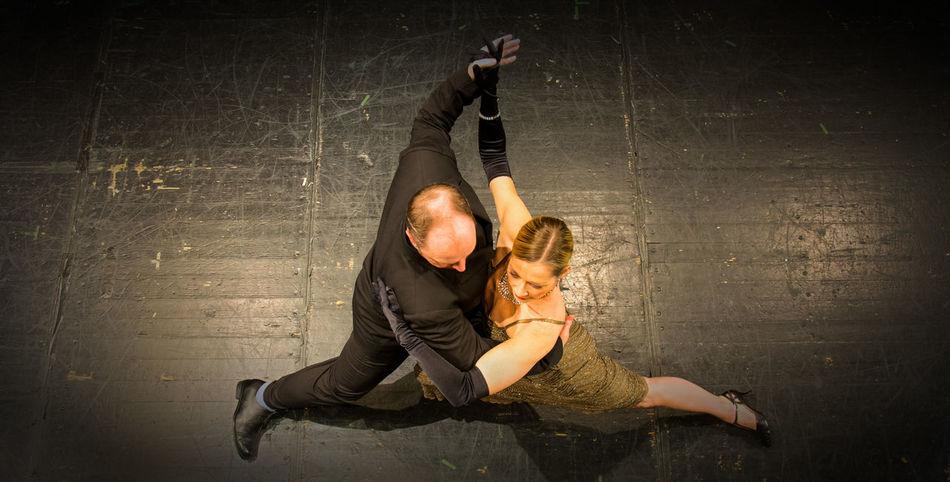 Beautiful People Dance Dancer Exercising Music Tango Tango Dancers Tango Dancing Tangoargentino Togetherness Top Perspective Top View Two People Women