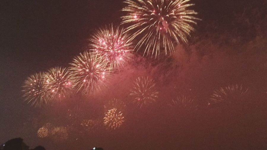 New Year 2019 Rio De Janeiro Eyeem Fotos Collection⛵ Happy 2019 Happy New Year Fireworks Happy New Year Firework Night Firework Display Arts Culture And Entertainment Celebration Motion Low Angle View Illuminated Event Sky Long Exposure Firework - Man Made Object Light Outdoors Beauty In Nature Exploding Nature