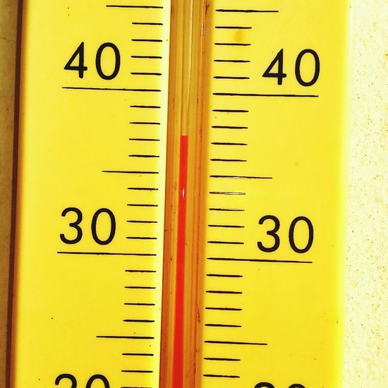 Hot Day Summer2015 Summertime Temperature
