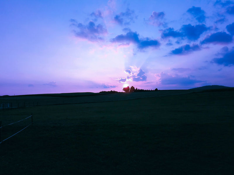 Dramatic Sky Cloud - Sky Landscape Sunset Sky Rural Scene Beauty In Nature Nature Night Scenics Power In Nature No People Outdoors Chrixxo Day Backgrounds Nature Clouds