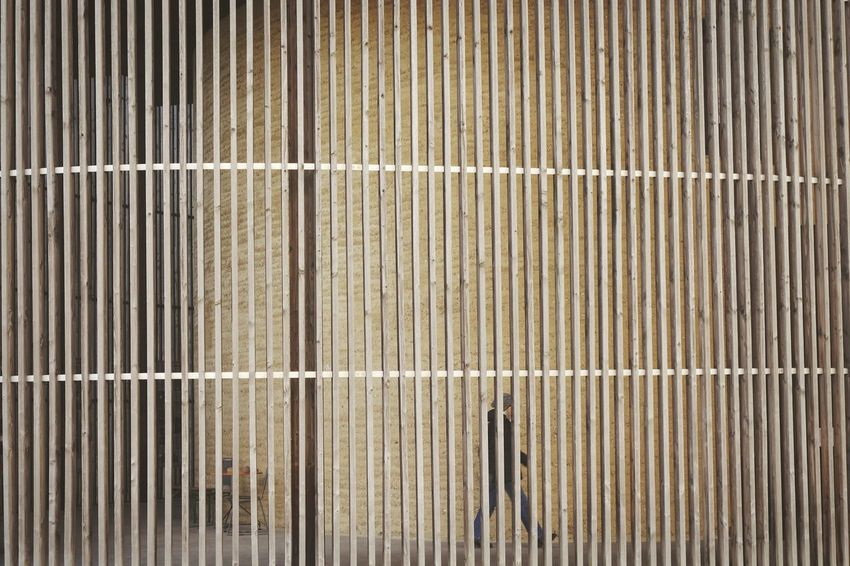 Pattern Full Frame Textured  Backgrounds Metal No People Day Close-up Outdoors Corrugated Iron Urbanphotography Eye4photography  Mobilephotography Eye4photography  EyeEm Masterclass Shootermag Fence Discover Berlin