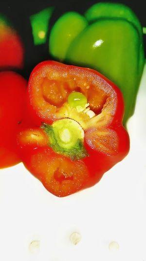 pepper growing