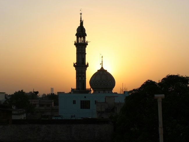 Sunset Architecture Religion No People Sky Outdoors Travel Destinations Love ♥ Love To Take Photos ❤ Mosque Ramadan