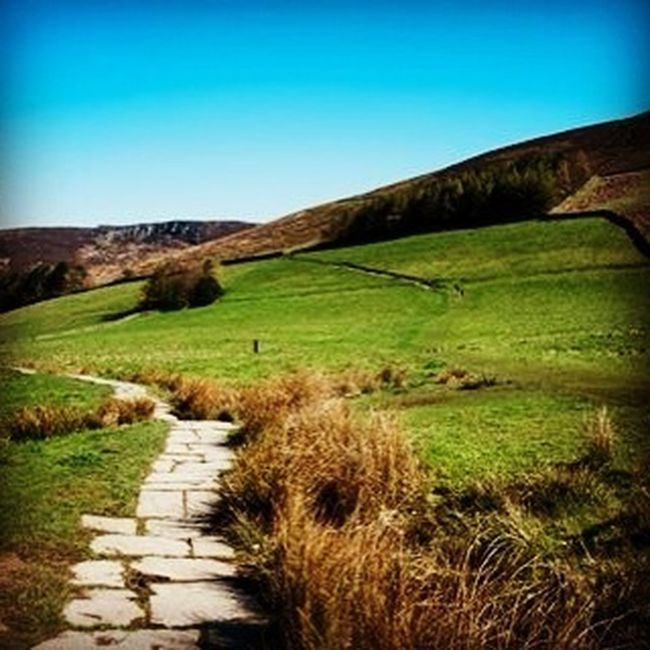 Kinder Scout- Peak District Travel On A Hike Travel Photography Peak District