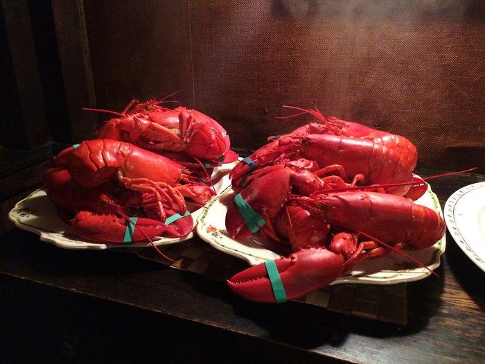 The Foodie - 2015 EyeEm Awards Seafood Food Photography Food Maine Lobster Fest Lobsters