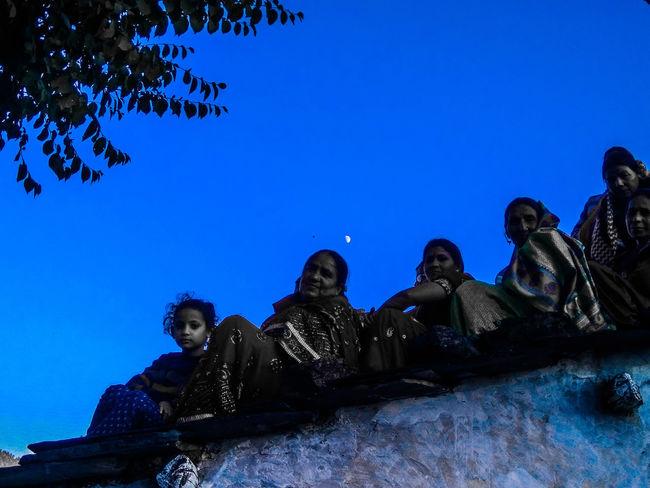 Culture India Garhwal, Himalayas Yudhvir Best Photos Low Angle View