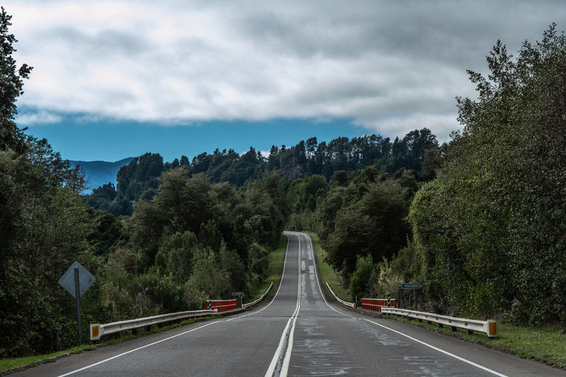 Road Mountain Direction The Way Forward Nature On Way Route Osorno Osorno Chile Transportation No People Route Mountain Chile Chile Paisaje