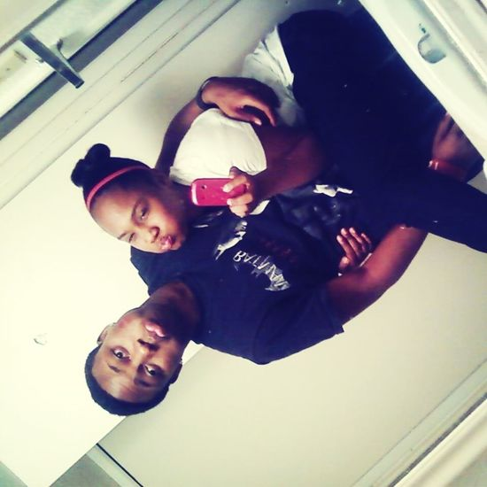 UsbBeing Silly. <3