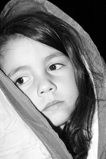 B&W Portrait Children Portraits Shades Of Grey Black And White Collection  EyeEm Best Shots - Black + White Children's Portraits Monocrome Design Black And White People Of EyeEm B&w Photography Learn & Shoot: Layering
