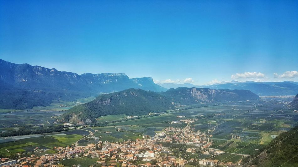 Hanging Out Taking Photos Check This Out Hello World Relaxing Enjoying Life Hi! Italy Trentino  Valley Colour Of Life Towns Mountains Amazing View Skyline A Bird's Eye View Flying High