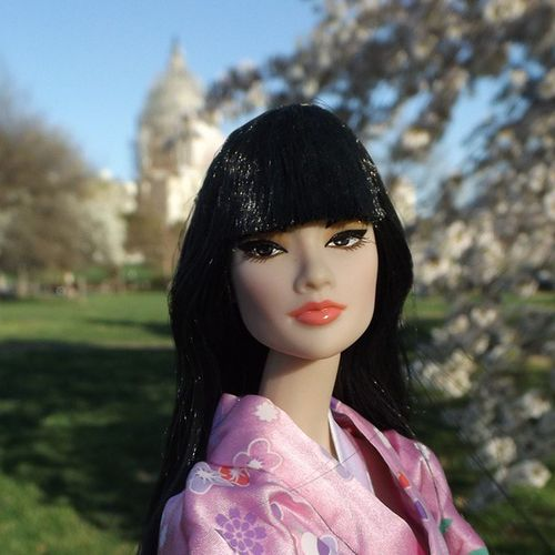KimikoGunn stuns among the Cherryblossoms in WashingtonDC during Saturday's Spring Festival ********* Doll Dolls Dollstagram DollPhotography Dollphotogallery Toy Toys Toygroup_alliance Toyartistry Toyphotogallery Toyphotography Toyunion Toyslagram Toyplanet Toycrewbuddies Toys4life Integritytoys JasonWu Wclub PoppyParker sakura japan Nippon Hanami USCapitol